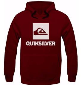 Blusa Frio Moleton Quiksilver Skate Surf Unisex