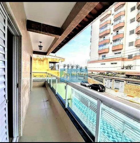Casa Com 2 Dormitórios À Venda, 45 M² Por R$ 199.000 - R2c42c - Caiçara - Praia Grande/sp - Ca0084