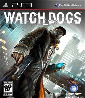 Watch Dogs Ps3 Español Digital Tenelo Hoy!!