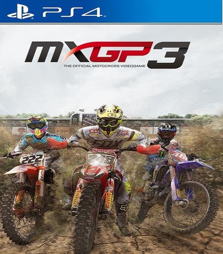 Mxgp 3 Ps4 Motocross Juego Original Playstation 4
