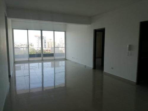 Apartamento Con Aire En Las 3habs En Evaristo Morales