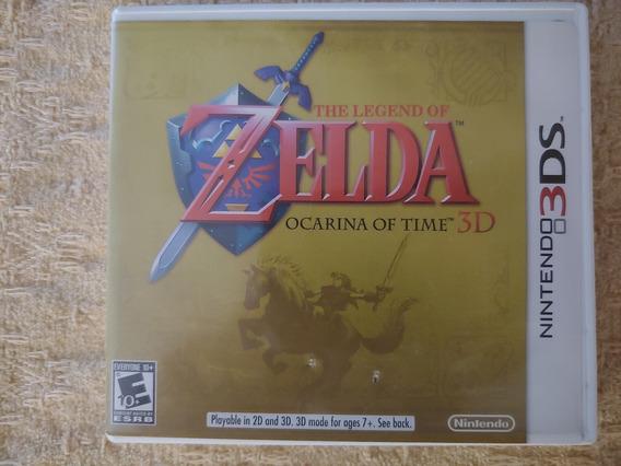 Zelda Ocarina Of Time 3d - Nintendo 3ds