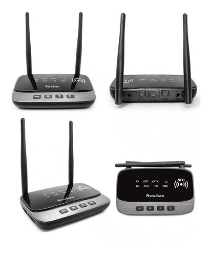 Bluetooth 5.0 Receptor Transmisor Disp 3 En 1 Largo Alcance
