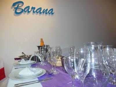 Barana Eventos - Alquiler De Mesas, Sillas, Manteles,vajilla