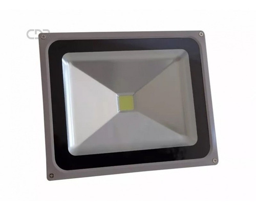 Foco Reflector Led De 10w Lampara Luz Exterior Interior