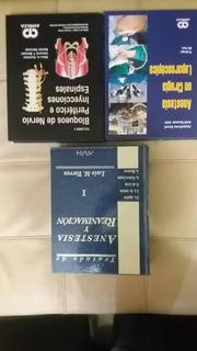 Libros De Medicina Y Anestesia