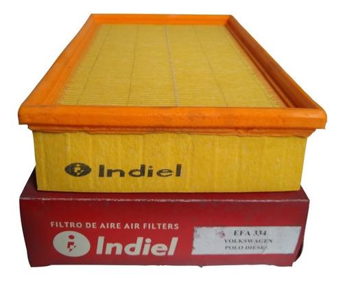 Filtro De Aire Vw Polo Classic 1.9 Tdi 1.9sd Diesel Indiel