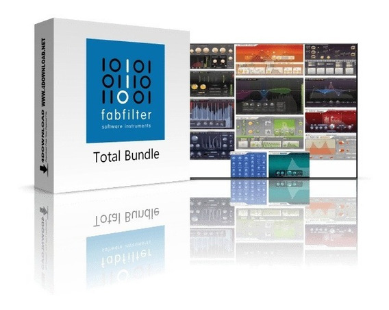 Full Pack Fabfilter Fab Filter Bundle Windows / Mac