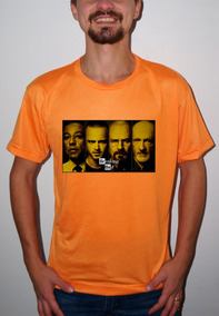 Camiseta Ou Baby Look Breaking Bad