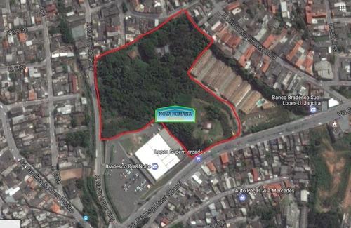 Imagem 1 de 1 de Terreno / Area - Vila Popi - Ref: 2446 - V-2446