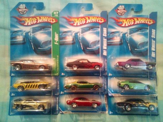Carros De Colección Hot Wheels Escala 1/64