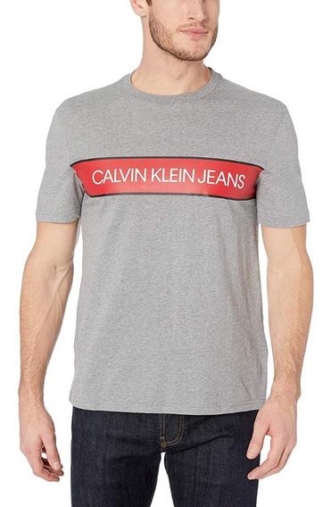 Playera Para Caballero Calvin Klein Original Talla M Nueva 999$