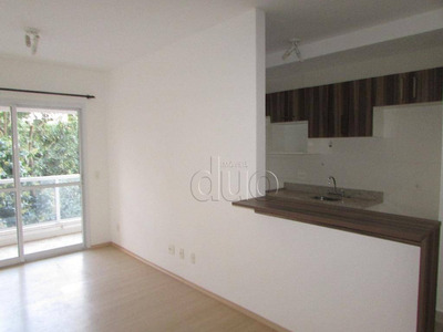 Apartamento Residencial Para Locação, Centro, Piracicaba - Ap2632. - Ap2632