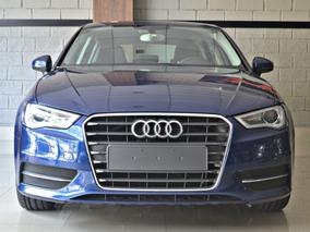 Audi A3 1.4 Sportback Aut, Azul 2014/14
