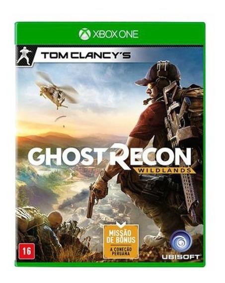 Tom Clancys Ghost Recon Wildlands Xbox One Midia Fisica