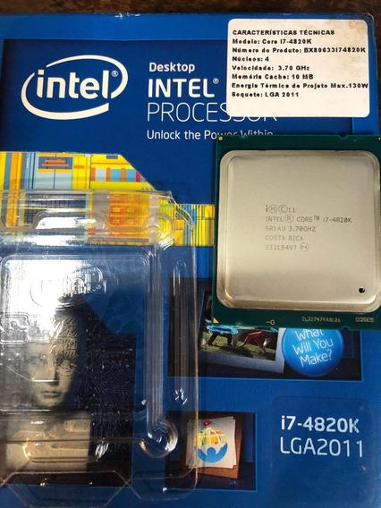 Processador Intel I7 4820k