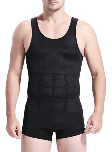 Camiseta Faja Reductora Hombre/correcto Postura/100%original