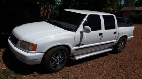 Chevrolet S10 4.3 V6 De Luxe Cab. Dupla