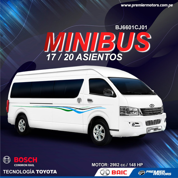 Toyota Hiace Minivan