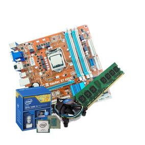 Kit Upgrade Core I5 + Placa Mãe Lga 1155 + 8gb Ddr3 P.entreg