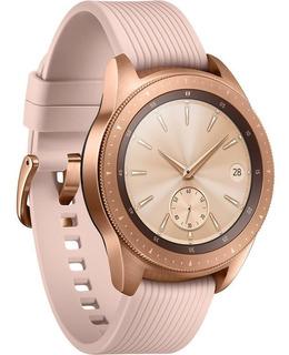 Relógio Smartwatch Samsung Galaxy Watch Bt 42mm Dourado 4gb