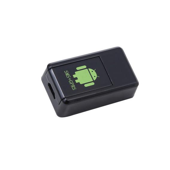 Gf -08 Mini Gps Miniatura Rastreador Localizador Posicioname