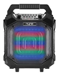 Parlante Bluetooth Portatil Karaoke Usb 70w Nyne Performer