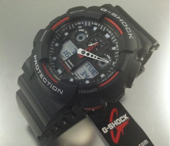 Relógio Casio G-shock Ga100-1a4 - Original