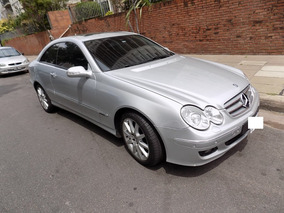 Mercedes Benz Clk 3.5 Clk350 Elegance At Coupé 2007 Unico!!!