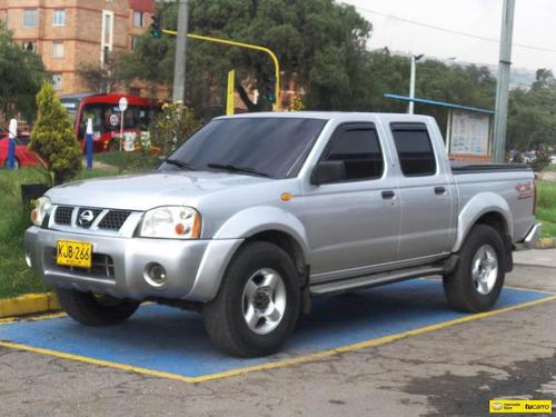 Nissan Frontier D22 4x4
