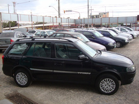 Volkswagen Parati 1.6 Titan Total Flex 4p