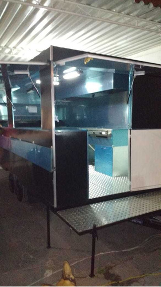 Trailer Food Truck Completp 0km