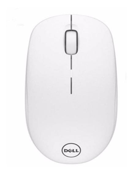 Mouse Óptico Sem Fios Dell Wm126 De 2,4 Ghz Branco