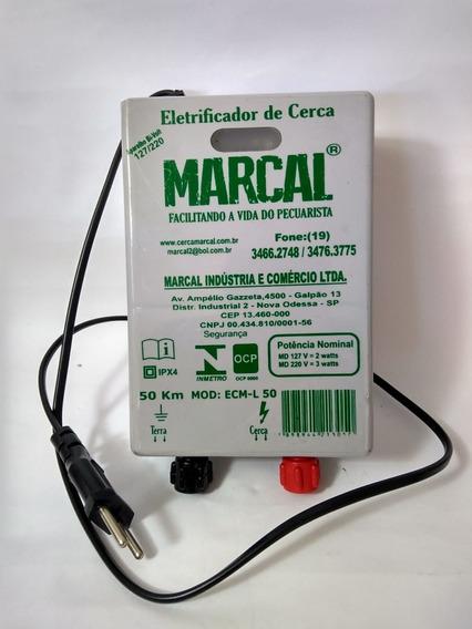 Eletrificador De Cerca Elétrica Marcal Modelo Ecm-l50