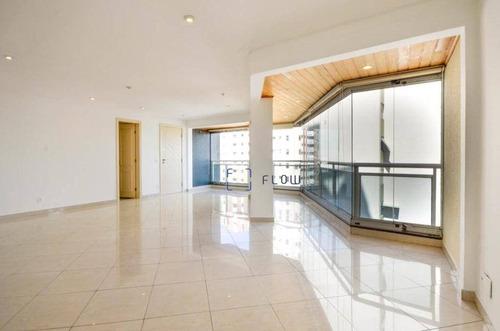 Apartamento Com 4 Dormitórios Para Venda De 147 M²  - Vila Mariana - Ap12348