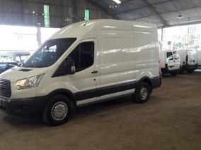 Ford Transit 2.2 Furgon Mediano 350m En Stock! Belgrano !!!