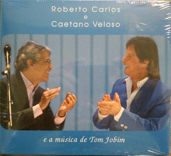Caetano Veloso & Roberto Carlos E A Musica De Tom Jobim Cd