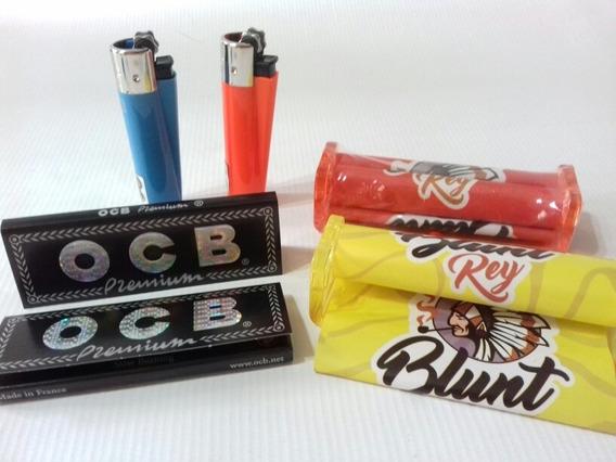 Armador Cigarrero+ Clipper + Papel Ocb Promo