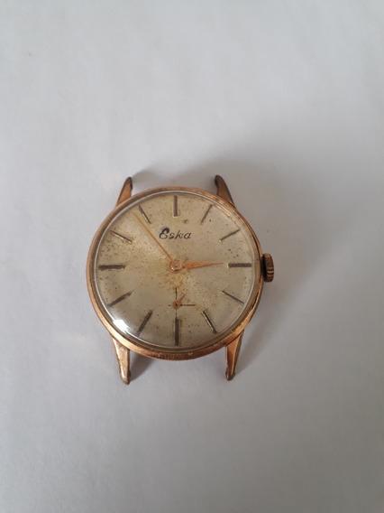 Relógio Eska - Antigo A Corda