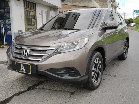 Honda Crv 2wd Lx At 2013