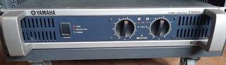 Potencia Amplificador Yamaha P5000s Muy Poco Uso