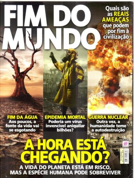 Revista Fim Do Mundo Ano 1 - Nº1 - 2015 - Ed. Alto Astral