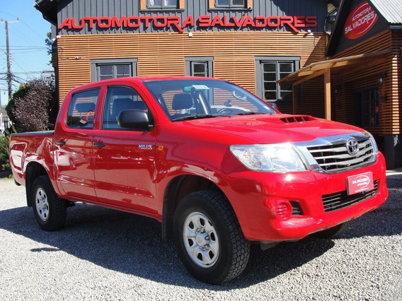 Toyota Hilux Dx 2.4 2014