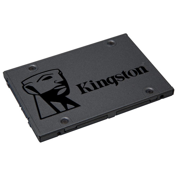 Ssd Kingston 120gb A400 Sata3 G=540mb/s Sa400s37/120g 2,5 Hd