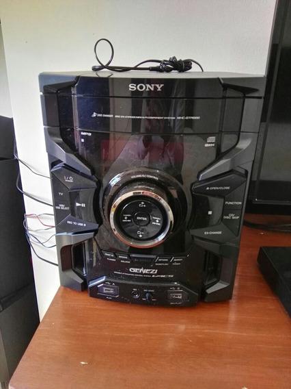 Sony Mhc Gtr En Mercado Libre M U00e9xico