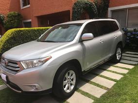 Toyota Highlander 2013 41,000 Kms Excelentes Condiciones
