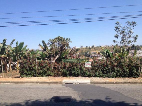 Terreno Residencial À Venda, Chácara São Silvestre, Taubaté. - Te0145