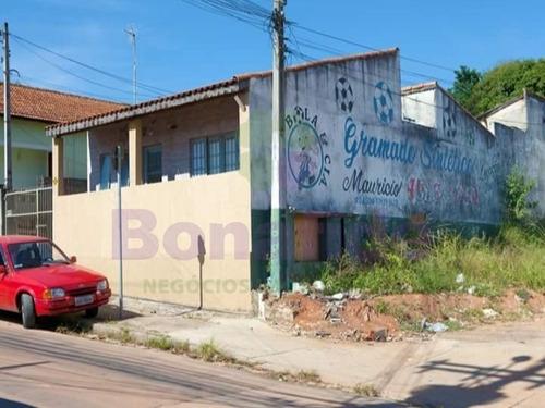 Casa Jardim Colonia, Casa Bairro Colonia, Casa Com Edículas - Ca09017 - 33413893