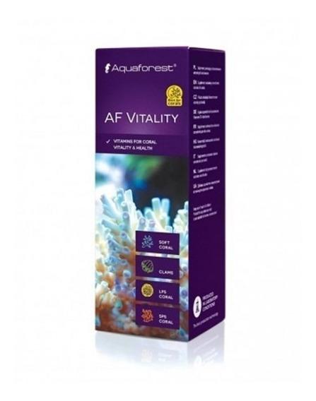Vitality 10ml Aquaforest Vitamina Corais Aquário Marinho