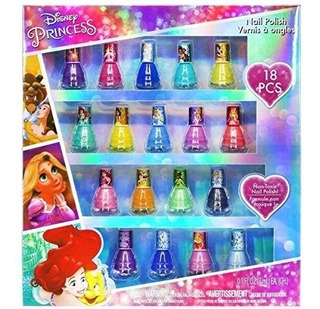 Townley Girl Disney Princesses Super Sparkly Peel-off Esmalt